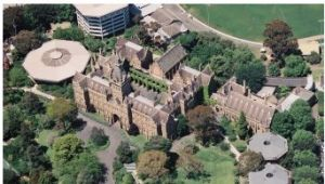 Ormond College Accommodation - Education Melbourne